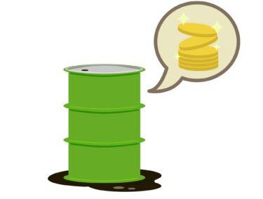 原油先物WTI 歴史始まって以来のマイナス価格!!