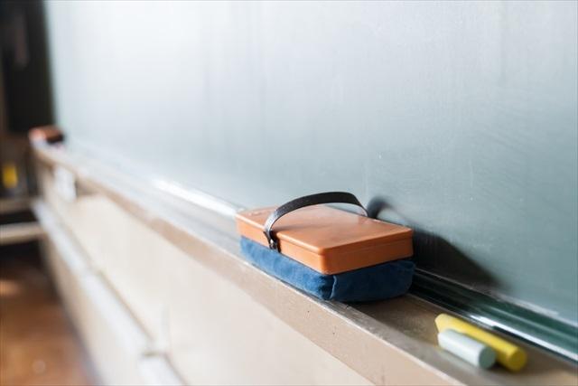 教室と黒板