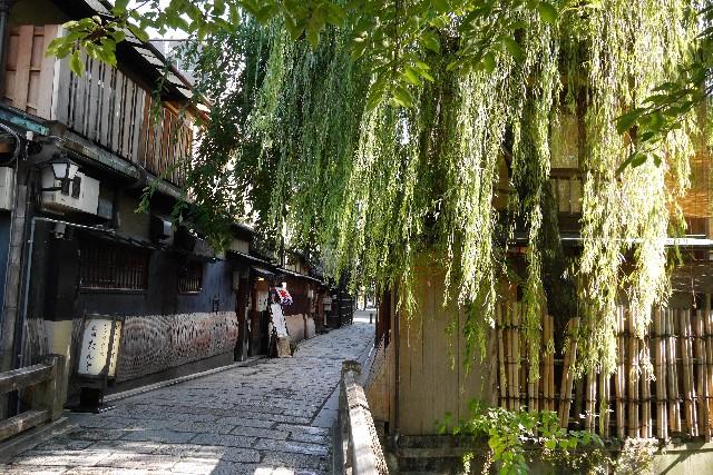 日本の街並み