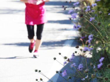 運動 ジョギング
