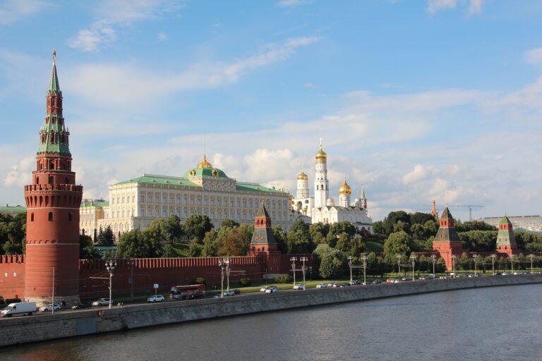 ロシア クレムリン