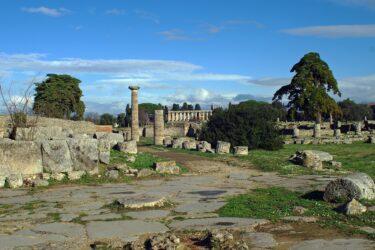 全ての道はローマに通ず – All roads lead to Rome