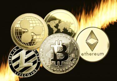 【仮想通貨】ビットコインに続くイーサリアム、リップル – 基軸通貨となるのはどれか?