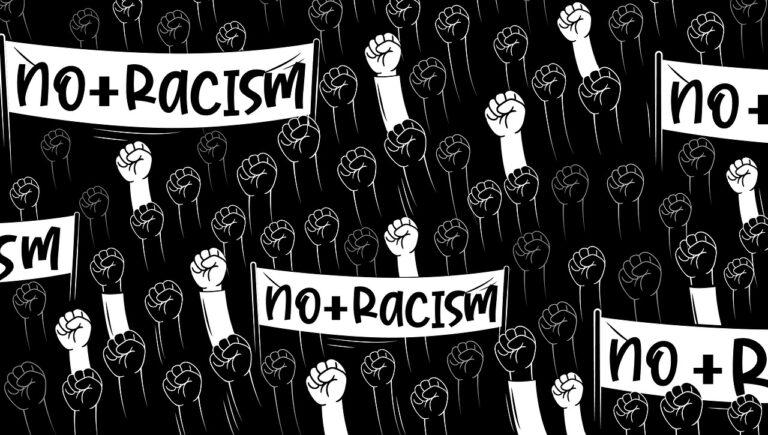 人種差別反対