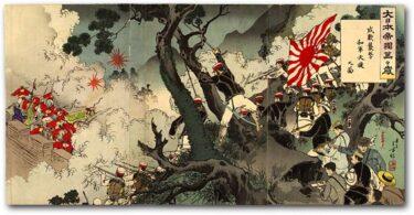 日本現代戦争史素描 前編 – 日清日露戦争